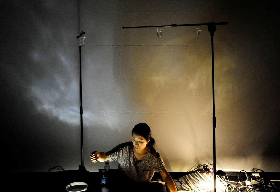 BMoCA + Swoon International Artists Residency: Tomoko Sauvage