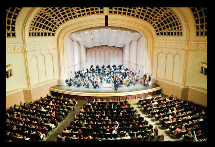 Boulder Philharmonic at Macky Auditorium