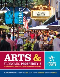 Arts & Economic Prosperity Report