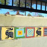 Public Artwork by Ken Bernstein & Maria Neary