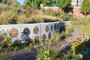 Public Artwork by Mellisa Gordon & Melanie Walker