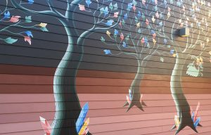 Tony Zellaha's mural for Creative Neighborhoods
